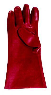 Handschuhe, PVC lang Größe XXL / 35 cm  VE=12 St – Bild 1
