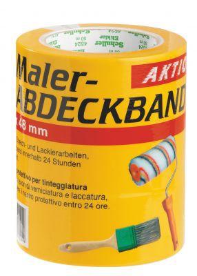 Klebe-Abdeckband 4524, Bonuspack Breite 3 Stk. 48mm  VE=8 St