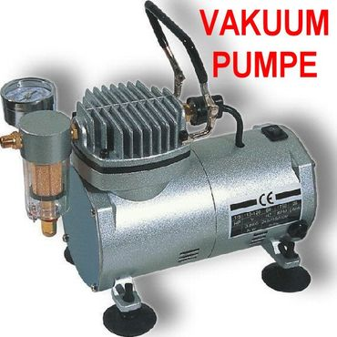 MINI VAKUUM PUMPE KOMPRESSOR 18-2-VP – Bild 2