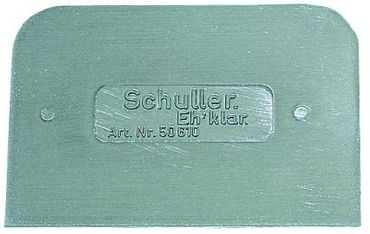 Kunststoff-Karosseriespachtel Maße 8 x 12 cm  VE=10 St
