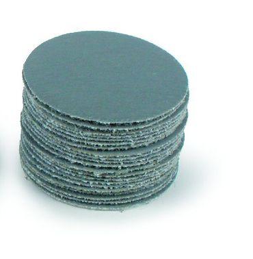 MIRKA Schleifblüten Wasserfest-Latex Ø 34 mm KLETT P2500 ungelocht 100 Stk / Packung (Röhrchen) VE=1 nicht mehr lieferbar