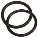 2 St. O-Ring Gummidichtung 5,5x1,5mm (130) 001