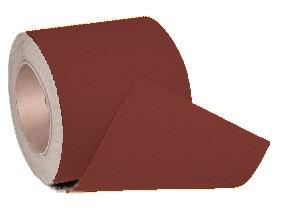 Schleifpapier Rolle 115mm x 20m P180 RED – Bild 1
