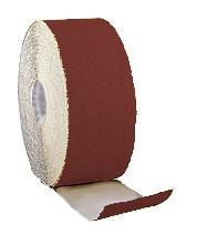 Schleifpapier Rolle 115mm x 50m P180 RED – Bild 1
