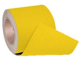 Schleifpapier Rolle 115mm x 20m P100 GOLDEN – Bild 3