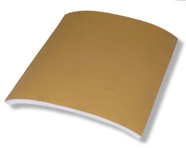 GOLDEN Flex Soft Pad 115 x 125 mm P150 VE=100 St.