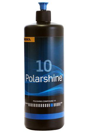 MIRKA Polarshine 10  1000 ml    (1 St)  One-Step Politur - für ein schnelles und perfektes Finish. Zum Entfernen von Schleifriefen durch P 1500 bis P 2500. – Bild 2
