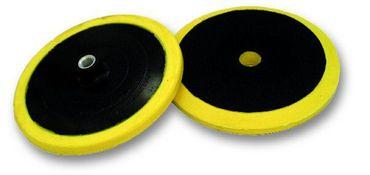 MIRKA Polarshine Stützteller  Ø 175 mm     für Ø 180 mm geknotetes Wollpad und Schaumstoffpads, GRIP – Bild 1