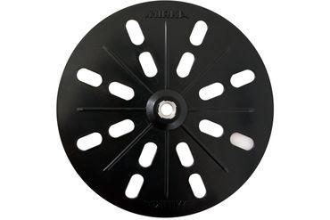 MIRKA MIRKA Grip-Grundplatte   Ø 225 mm Klett  27 Loch (1 St)  Grundplatte für Schleifauflage – Bild 5