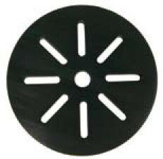 MIRKA Schleifauflage hart Ø 225 mm Klett  27 Loch (1 St)  für Ø 225 mm Miro-Grundplatte – Bild 1