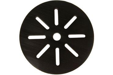 MIRKA Schleifauflage hart Ø 225 mm Klett  27 Loch (1 St)  für Ø 225 mm Miro-Grundplatte – Bild 5