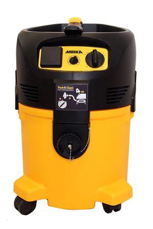 MIRKA Industrie-Staubsauger 915 M     (1 St) 915 inkl. Standard-Absaugschlauch – Bild 3