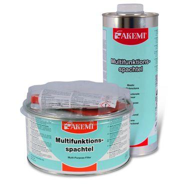AKEMI Multifunktions-Spachtel + Härter (250 g) – Bild 1