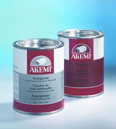 AKEMI Rostgrund überlackierbar Farbe: grau (1000 ml Dose)