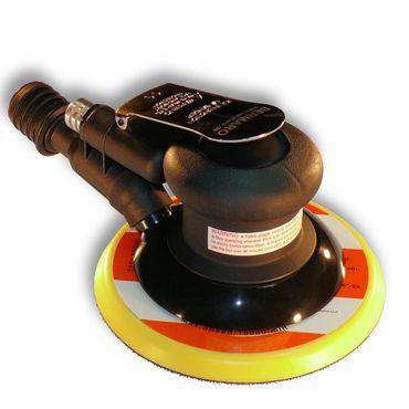 Druckluft Exzenterschleifer 150mm Absaugung 5mm Hub 12.000 U/min – Bild 1