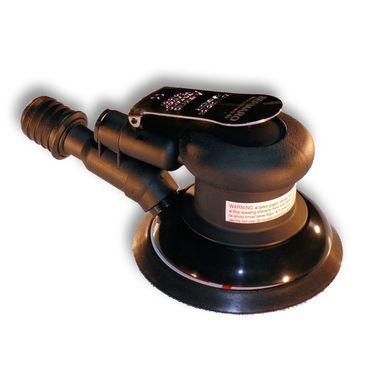 Druckluft Exzenterschleifer 125mm Eigenabsaugung 5mm Hub 12.000 U/min – Bild 1