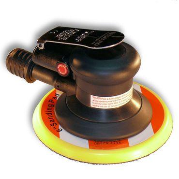 Druckluft Exzenterschleifer 150mm 3-in-1 Absaugung 5mm Hub 11.000 U/min – Bild 1