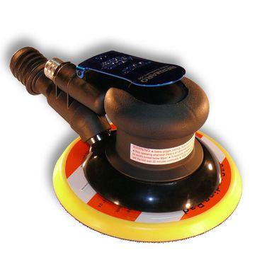 Druckluft Exzenterschleifer 150mm Absaugung 10mm Hub 12.000 U/min – Bild 1
