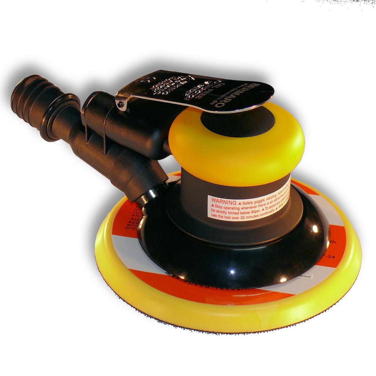 druckluft exzenterschleifer 150mm eigenabsaugung 5mm hub 12.000 u