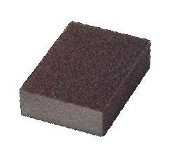 MIRKA Handpads Schleifschwamm 100 x 70 x 28 mm  60  (100 St)   – Bild 1