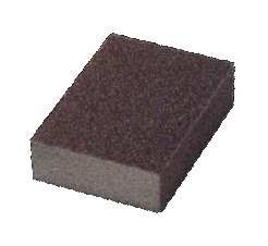 MIRKA Handpads Schleifschwamm 100 x 70 x 28 mm  180  (100 St)   – Bild 1
