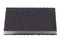MIRKA Handpads Schleifmatte 120 x 98 x13 mm  180  (100 St)   – Bild 1