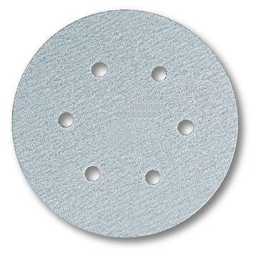 Schleifscheiben 150mm Platinum Klett P1500 6-fach gelocht 100 Stück