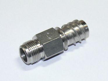 "FLEXI-CUP Adapter B (1/4"" AG) (IWATA, Kremlin) – Bild 1"