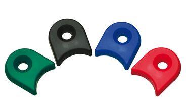 CCS-Clips, grün, blau, rot, schwarz (Verpackungseinheit 4 Stück) [für SATAjet 3000 B DIGITAL, jet 3000 K, jet 2000, jet RP] – Bild 1