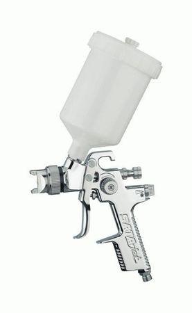 SATAjet B Düse 1,7E  0,6 l Kunststoff-Mehrwegbecher, Drehgelenk – Bild 1