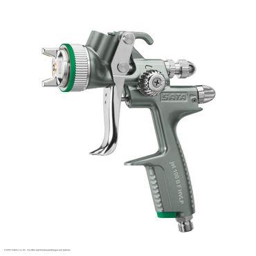 SATAjet 100 B Düse P  0,6 l QCC Kunststoff-Mehrwegbecher – Bild 2