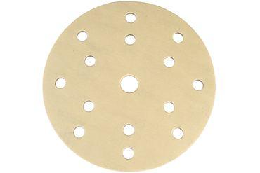 MIRKA Scheiben Gold Soft Ø 150 mm Klett P800 15-fach gelocht (20 St)   – Bild 4