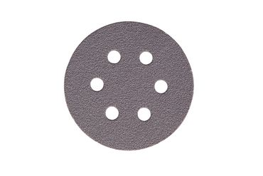 MIRKA Scheiben Q.Silver Ø 77 mm Klett P180 6-fach gelocht (100 St)   – Bild 3