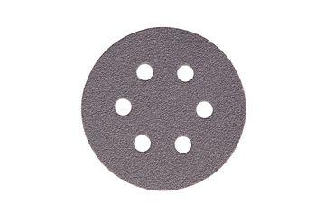 MIRKA Scheiben Q.Silver Ø 77 mm Klett P240 6-fach gelocht (100 St)   – Bild 2