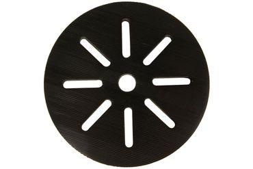 MIRKA Schleifauflage soft Ø 225 mm Klett  27 Loch (1 St)  für Ø 225 mm Miro-Grundplatte – Bild 1