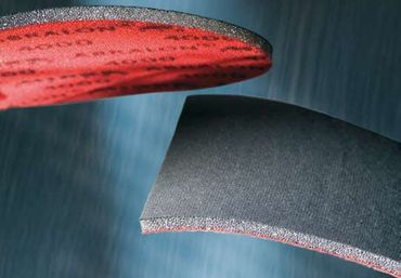 Abralon Scheiben 150mm Klett Medium (ca. P800) 6-fach gel. VE=20 Stück