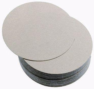 Schleifscheiben 115mm INDUSTRIE Klebe P80 ungelocht 100 Stück