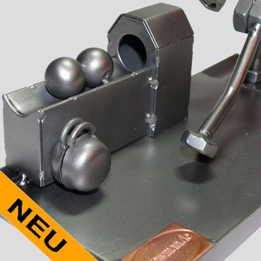 SCHRAUBENMÄNNCHEN Bowling Bowler Bowlingbahn – Bild 3
