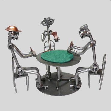 SCHRAUBENMÄNNCHEN Pokerrunde – Bild 1