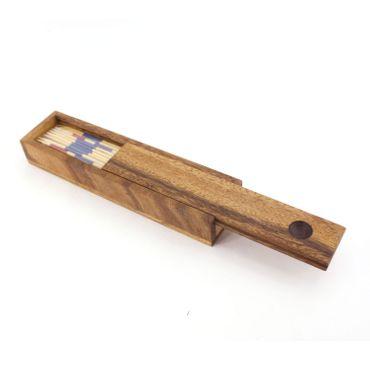 Mikado Holz Puzzle Knobel IQ-Spiel – Bild 1