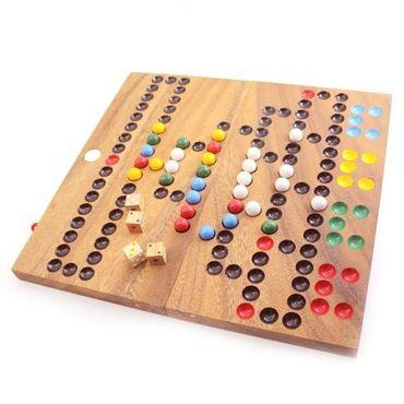 Barricade, Malefiz Holz Puzzle Knobel IQ-Spiel - nicht mehr lieferbar  – Bild 1