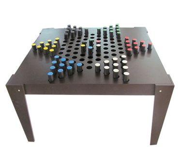 Outdoor Halma Holz Puzzle Knobel IQ-Spiel – Bild 1