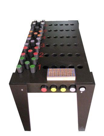 Outdoor Master Mind Holz Puzzle Knobel IQ-Spiel – Bild 1