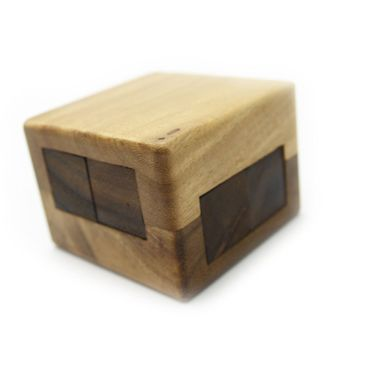 Magische Schublade - Tricky Drawers Box Holz Puzzle Knobel IQ-Spiel – Bild 1
