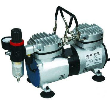 PROFI Airbrush Kompressor Airbrushkompressor 19 – Bild 1