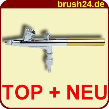 PROFI AIRBRUSH PISTOLE Airbrushpistole Double Action 135B – Bild 1