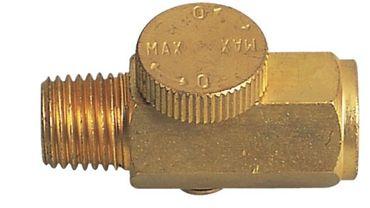 """Druckluftreduzierventil 1/4"""" Mini Druckluftregler – Bild 2"""