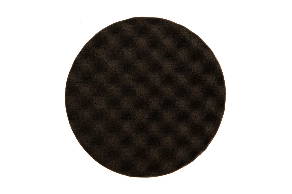 mirka polarshine polierpads 150 mm 2 st mirka schaumstoffpad pro schwarz gewaffelt 2er pack. Black Bedroom Furniture Sets. Home Design Ideas