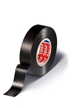 TESA Klebeband tesa® 4182, schwarz 19 mm x 33 m VE= 96 St.