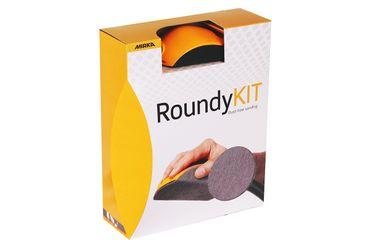 MIRKA Roundy Handblock mit Absaugung – Bild 1
